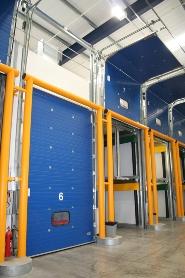 Подъемно-секционные двери BG-DOOR (Голландия)